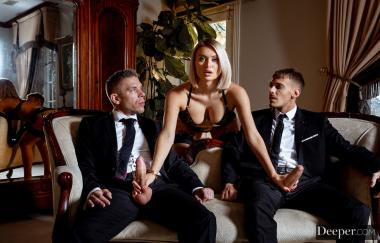 Natalia Starr, Mick Blue, Chris Diamond – Kompromiss (tiefer)
